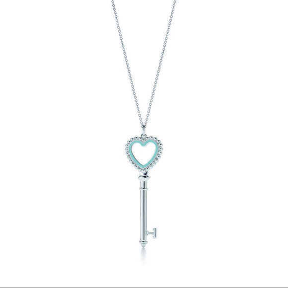 Tiffany co heart necklace famous necklace 2018 tiffany filigree heart and key pendant jewelry trends aloadofball Images